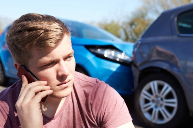 Costs associated with car crashes can really add up, even in the case of a minor fender bender.